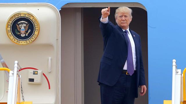Trump encerra programa de asilo para quase 60 mil haitianos