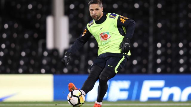 Brasil x Inglaterra: a grande chance de Diego na seleção de Tite