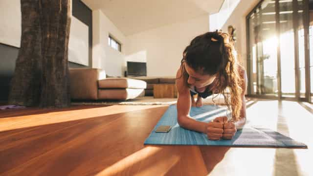 4 dicas para melhorar os treinos em casa