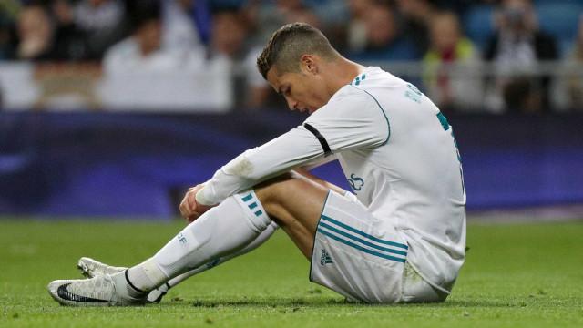 CR7 tem o pior começo no Espanhol desde que chegou ao Real Madrid