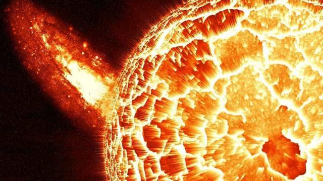 Cenário apocalíptico: sol consumirá a Terra, destruindo sistema solar