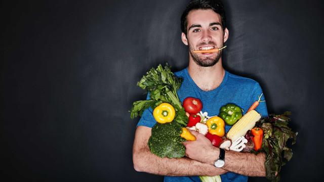 Dieta vegetariana pode ser a salvação do coração, diz estudo