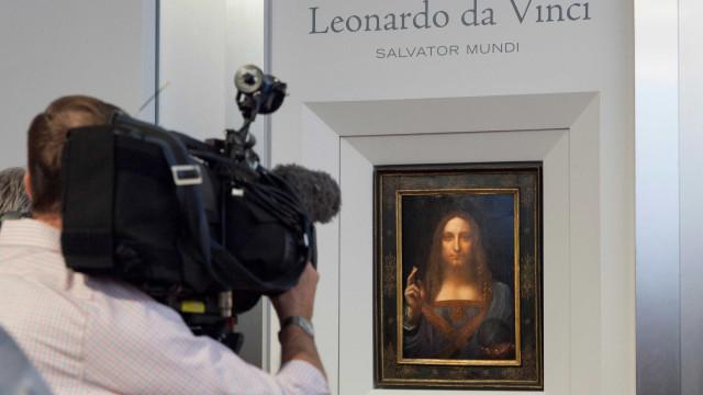 Vendido por R$ 1,5 bilhão, quadro de Da Vinci é o mais caro da história