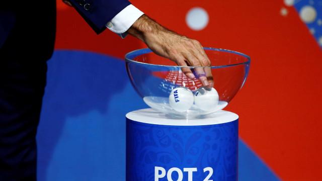 Sorteio da Copa terá presença de astros internacionais