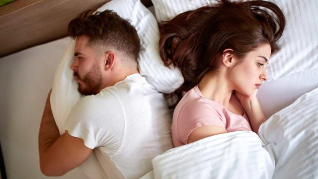 O que pode acontecer quando se deixa de fazer sexo?