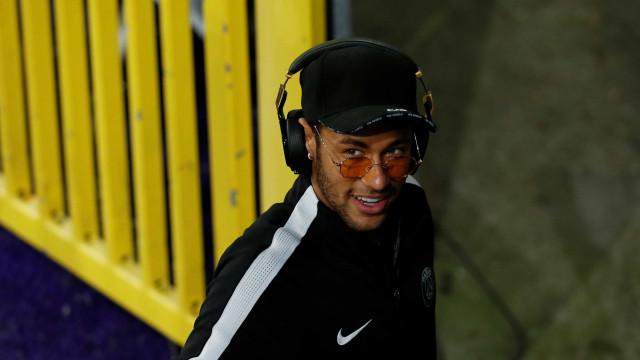 Neymar muda de casa na França por 'questões de segurança'