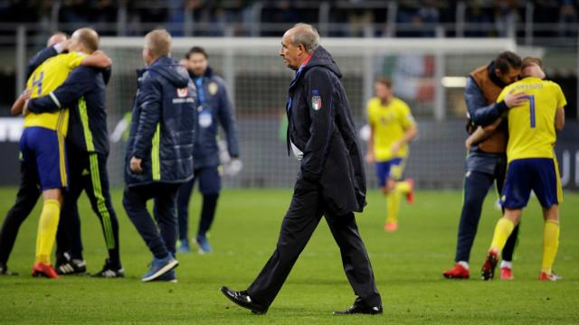 Ex-técnico da Itália dá entrevista pela 1ª vez após demissão