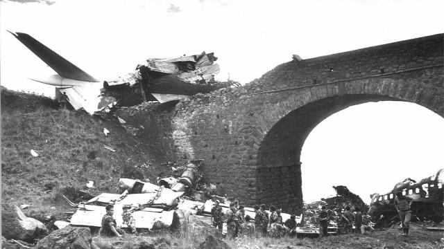 Maior desastre aéreo português completa 40 anos; relembre