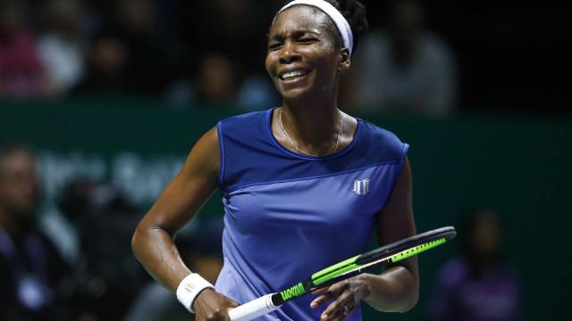 Venus Williams teve casa assaltada e R$ 1,3 mi de prejuízo