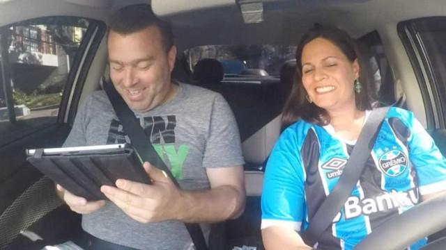 Uber cria categoria para levar torcedores da dupla Gre-Nal a estádios