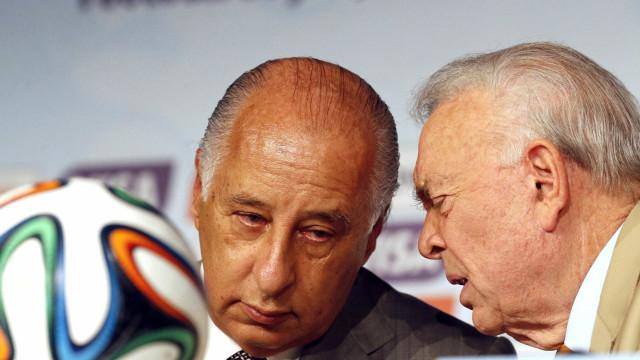 Marin e Del Nero negam acusações de empresário argentino
