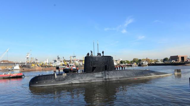 Marinha suspende 2 enquanto investiga sumiço de submarino