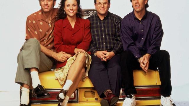 Temporadas completas de 'Seinfeld' chegam à Apple TV