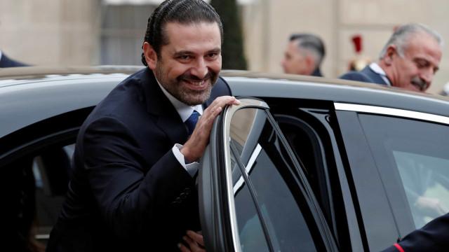 Premiê anuncia retorno ao Líbano mas mantém mistério sobre futuro