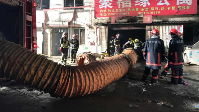 Incêndio em residência deixa 19 mortos na China