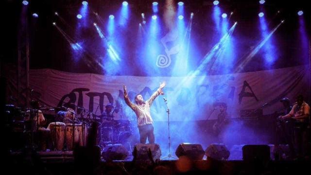 Percussionista da banda de Otto, Marcos Axé morre aos 39 anos