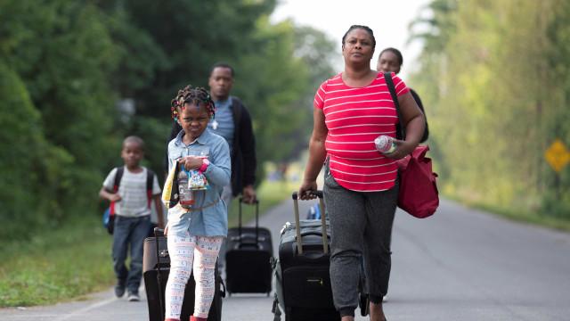 Crescente imigração haitiana no Chile virou assunto de Estado