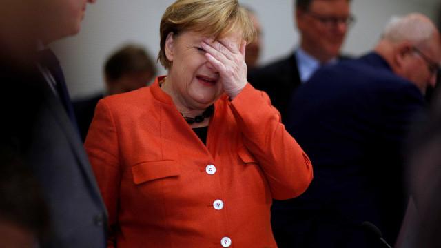 Merkel anuncia que prefere nova eleição a governo de minoria