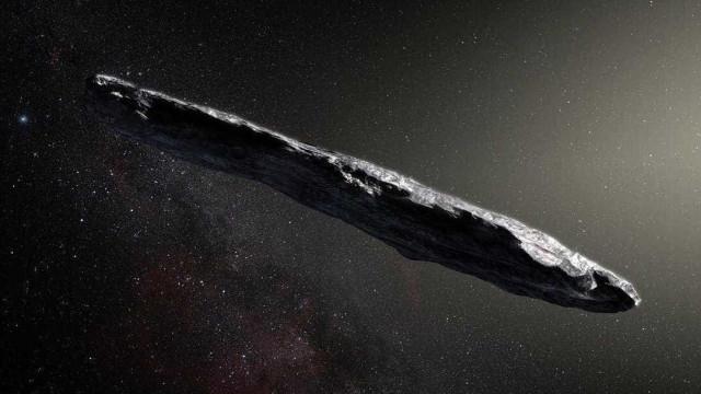 Sistema Solar recebe asteróide interestelar