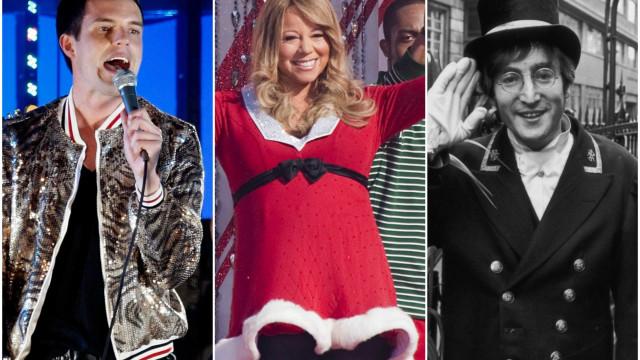 Relembre os artistas que já lançaram músicas temáticas para o Natal