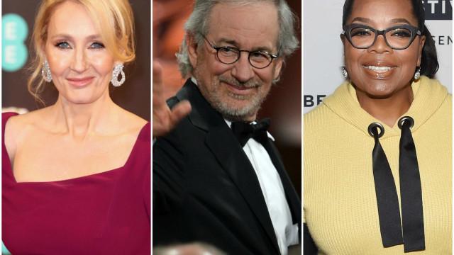 Conheça os fracassos destas celebridades antes de alcançar o sucesso