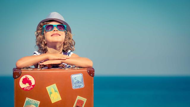 Férias: dicas para quem vai viajar com crianças