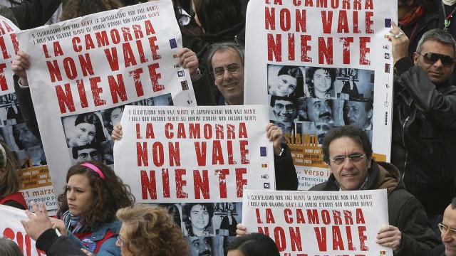 Itália realiza festival de música contra a máfia