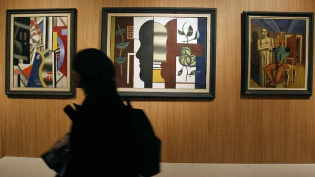 Quadro do metafísico Giorgio de Chirico é roubado na França
