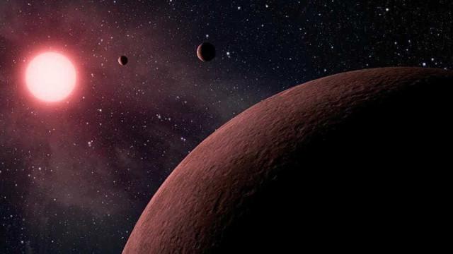 Astrônomos revelam o planeta mais rápido descoberto até hoje