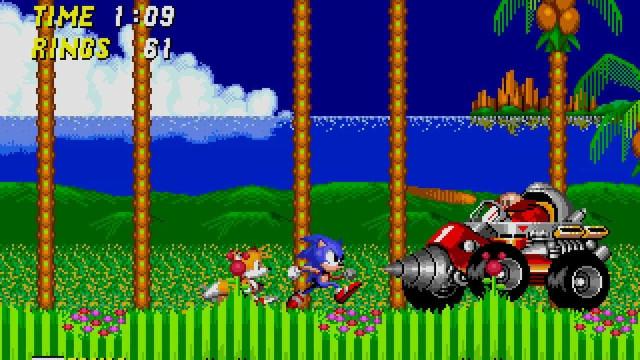 Clássico do Sonic chega ao iOS e Android de graça