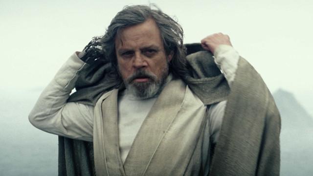 Mark Hamill diz que gravar 'Os últimos Jedi' foi assustador