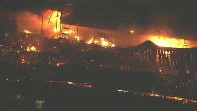 'Em dez minutos, tudo desapareceu', diz diretor da Globo sobre incêndio