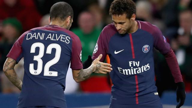 Neymar se torna o 2º maior goleador brasileiro na história da Champions