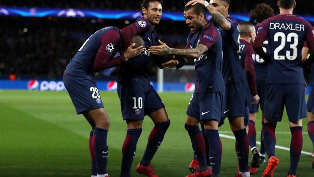Com 2 de Neymar, PSG vence por 7 a 1; os resultados da Champions