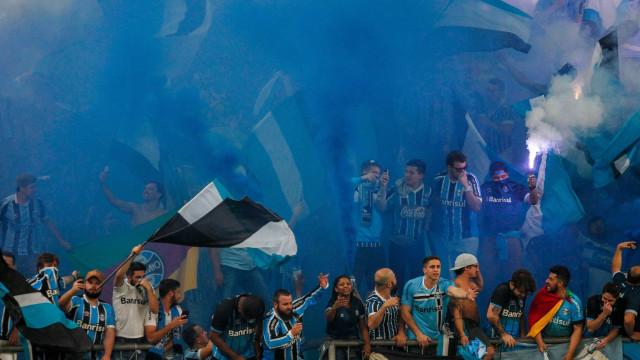 Libertadores: Cícero sai do banco para marcar e Grêmio vence a primeira