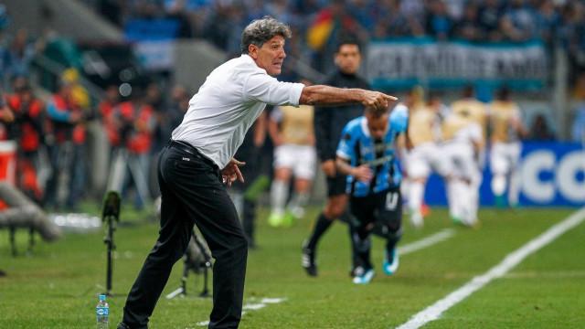 'Até o Stevie Wonder veria pênalti', diz Renato sobre lance em final