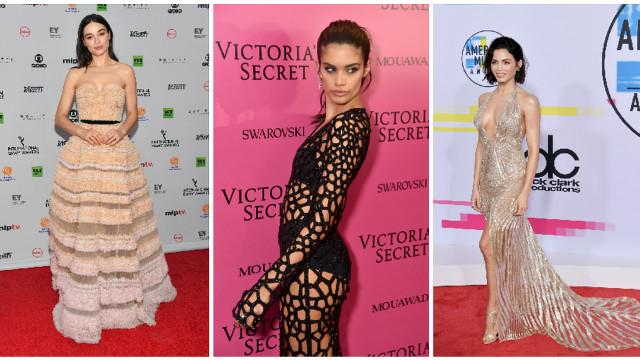 As celebridades mais bem vestidas da semana