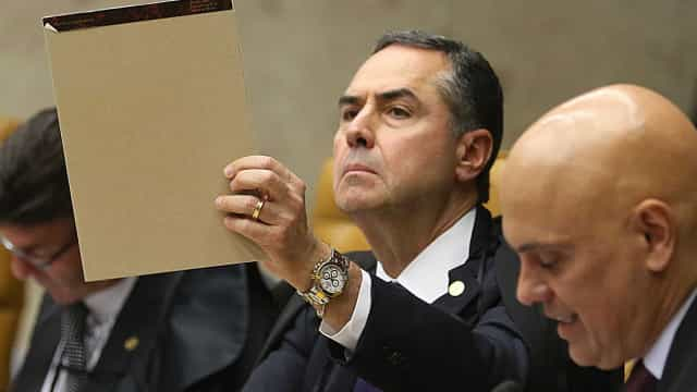 Barroso diz que defesa de Temer tinha conhecimento de dados sigilosos