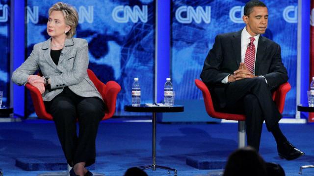 Hillary Clinton diz que Obama contribuiu para sua derrota nos EUA
