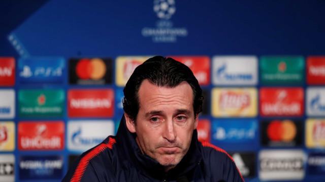 Técnico do PSG sobre insatisfação de Lucas: 'Procure outro clube'