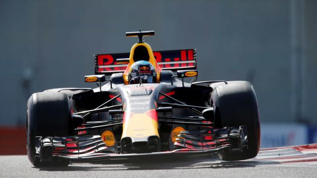 Gesto de Ricciardo em treino da F1 poderia render até prisão