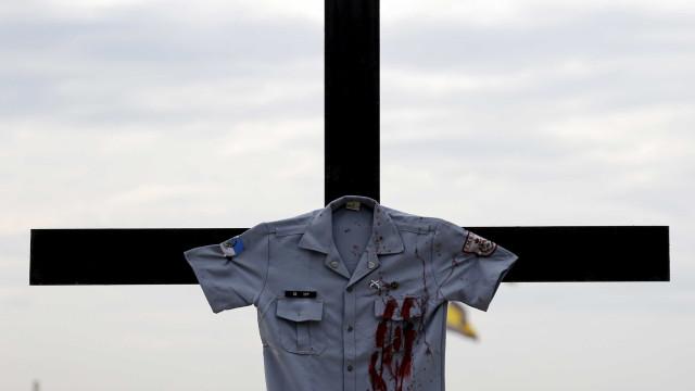 Chega a 118 número de policiais militares assassinados este ano no Rio