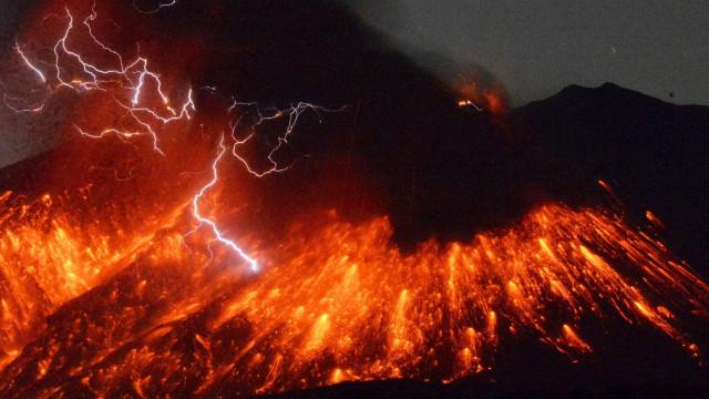 Aquecimento global pode levar a mais erupções vulcânicas