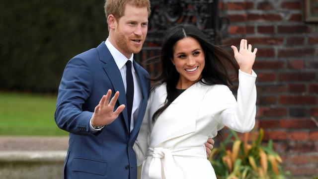 Anel de noivado de Meghan Markle foi desenhado pelo príncipe Harry