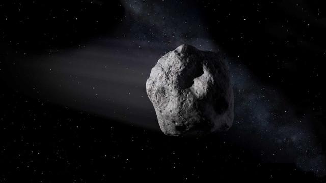 NASA informa sobre passagem de asteroide potencialmente perigoso
