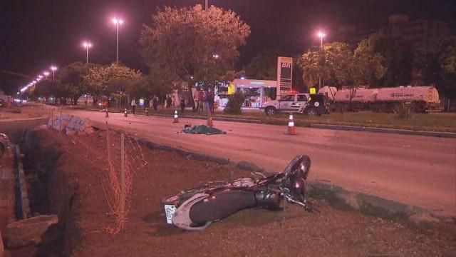 Idosa morre atropelada ao atravessar faixa de pedestres no DF