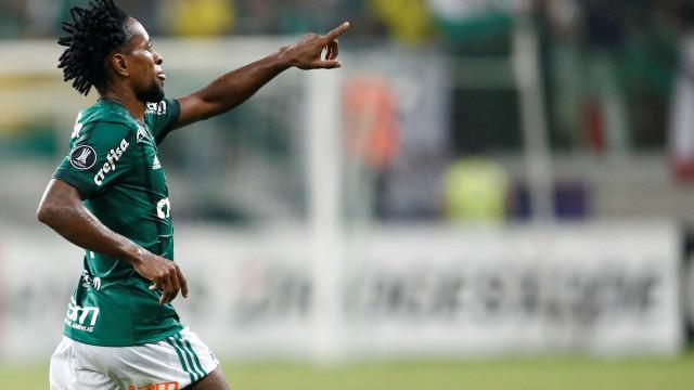 Palmeiras marca amistoso de despedida de Zé Roberto para janeiro