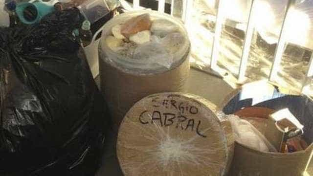 Queijo encontrado em cela de Cabral custa R$ 300 o quilo, diz jornal
