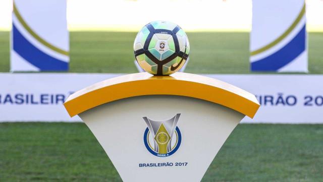 CBF divulga quatro finalistas para gol mais bonito do Brasileirão