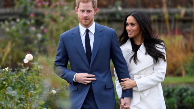 Meghan Markle já dá pistas sobre seu vestido de noiva